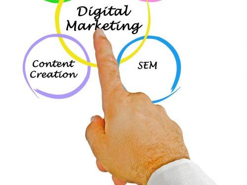 Trabajar como marketing digital