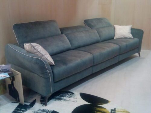 ¿Comprar un sofá de cuero o tela?