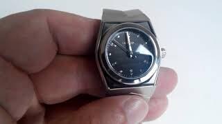 Reloj Breil acero de dama