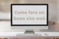 Come fare un buon sito web