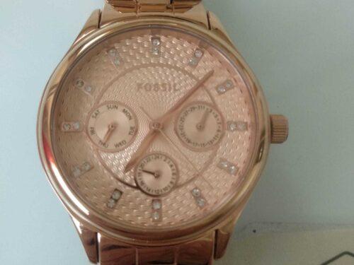 Orologio da donna color oro rosato